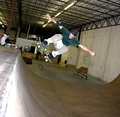 to fakie